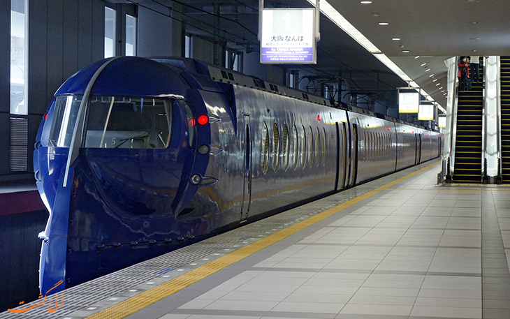 قطار فرودگاه کانسای