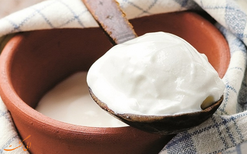 yougurt ماست بلغاری