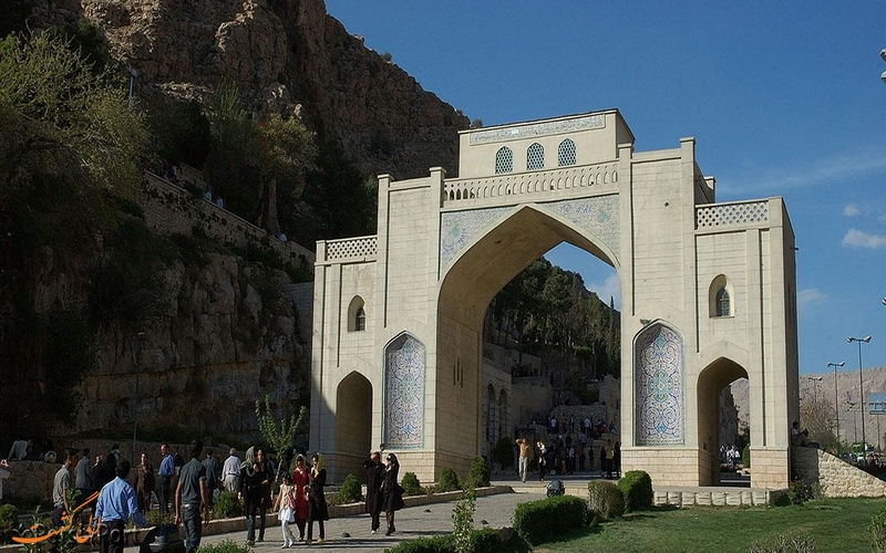 دروازه قرآن شهر شیراز
