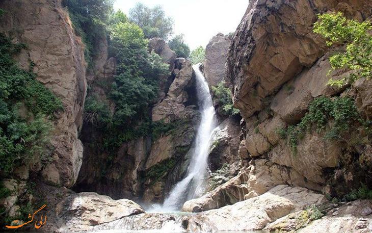آبشار-شملکان