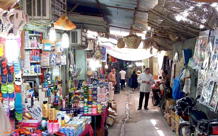بازار اِوزیها و لاری ها