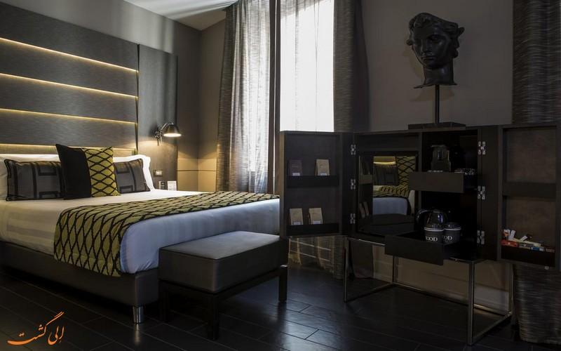 هتل 4 ستاره استایل در رم