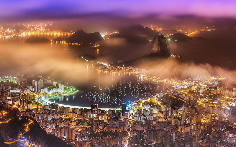 کلیشه های برزیل