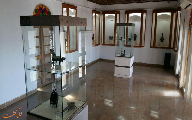 آثار تاریخی موزه سنندج