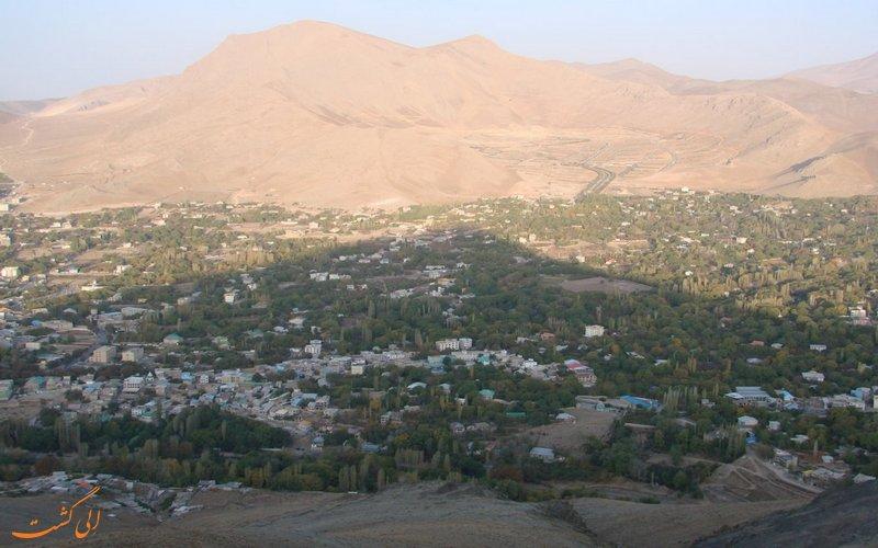 شهر باصفای دماوند