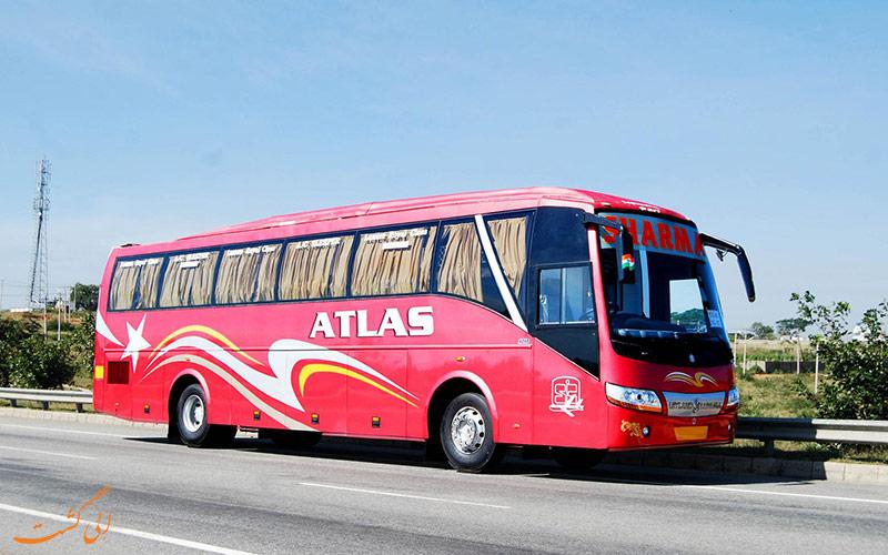سفر با اتوبوس - نکات سفر