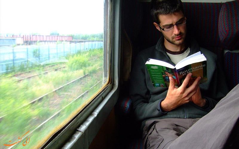 سفر با قطار یوریل