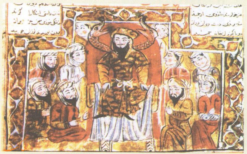 شاهنامه عهد تیموری