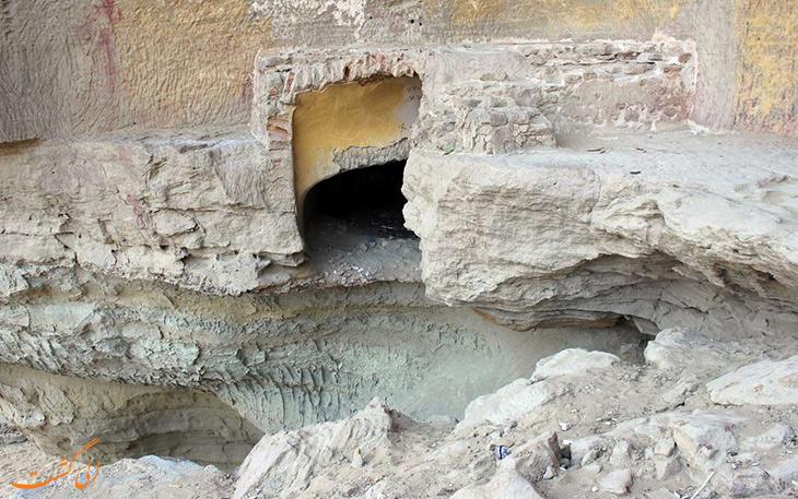غارهای بان مسیتی