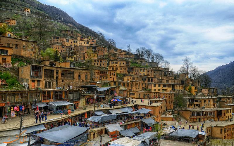 روستای ماسوله