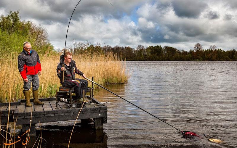 ماهیگیری | Fishing (Angling)ز