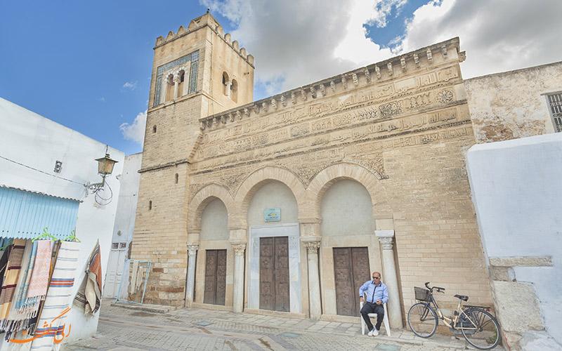 مسجد سه در
