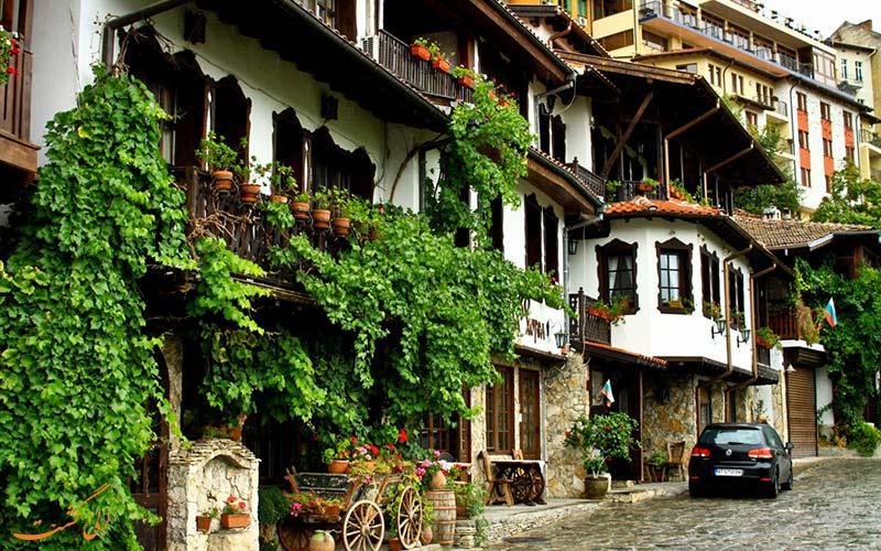 مهم ترین شهرهای بلغارستان -ولیکو تارنوو