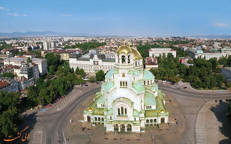 مهم ترین شهرهای بلغارستان - صوفیه