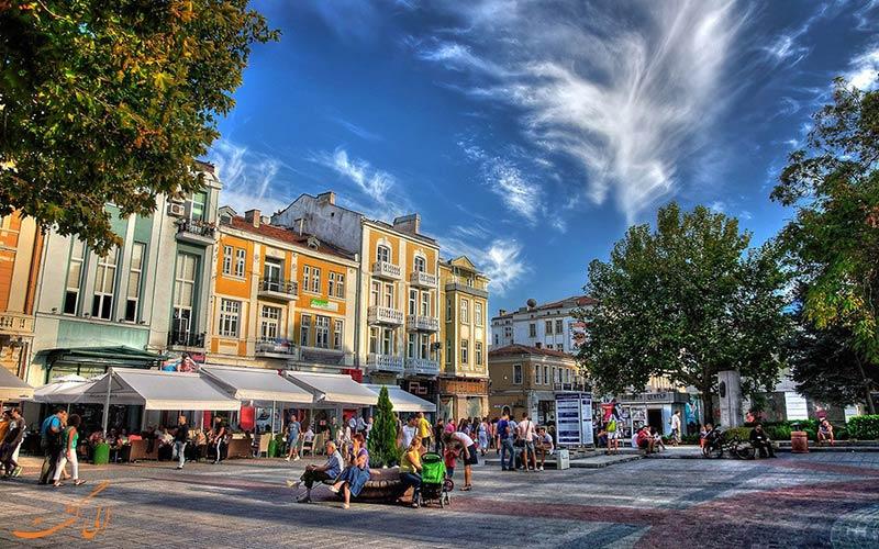 مهم ترین شهرهای بلغارستان- پلودیو