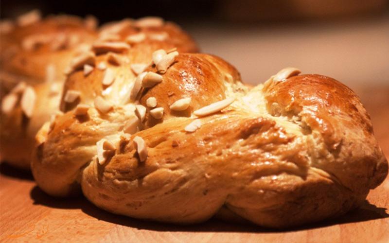 نان چک- نان های معروف دنیا