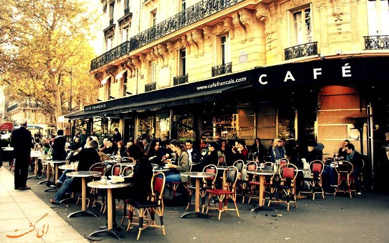 نکات سفر به پاریس - رستوران های پاریس