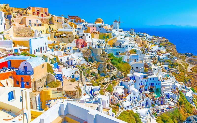 نکات سفر به یونان - رزرو هتل یونان