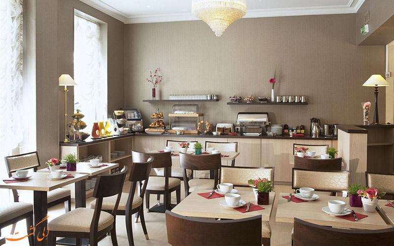 هتل شانزه لیزه فرایدلند پاریس-الی گشت خدمات تفریحی