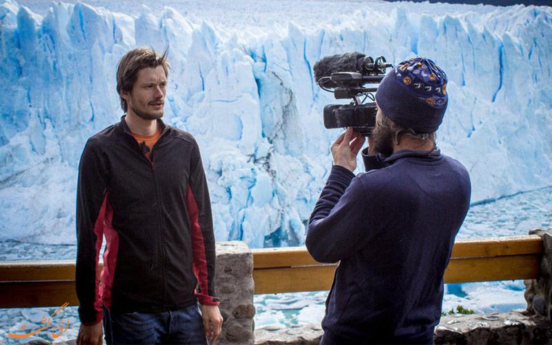 ویدئو پربازدید از سفر - داشتن گروه فیلمبرداری