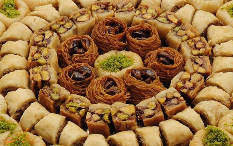 سوغاتی های تبریز