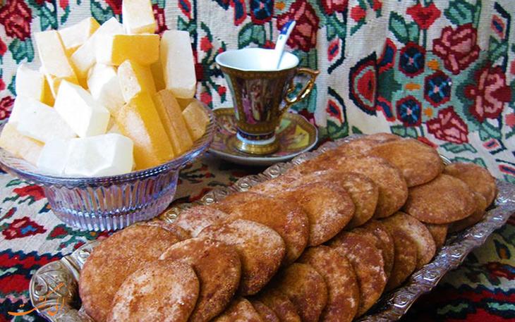 سوغاتی های همدان