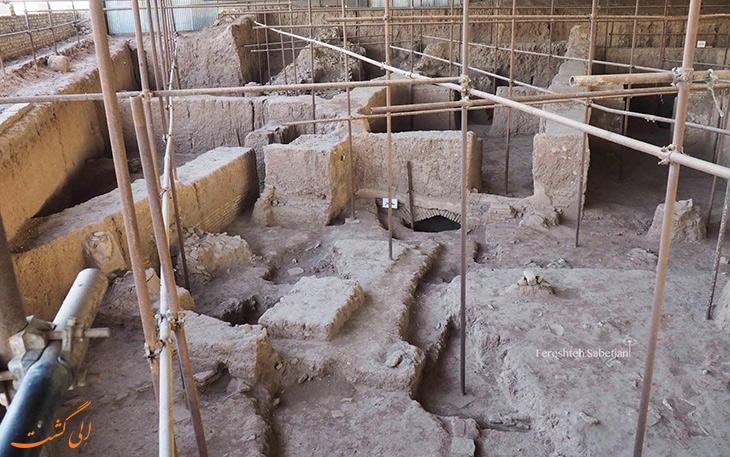 محوطه ای باستانی