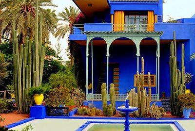 باغ ماژورل مراکش
