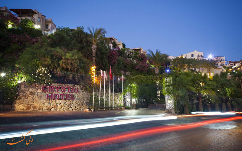 هتل کریستال بدروم