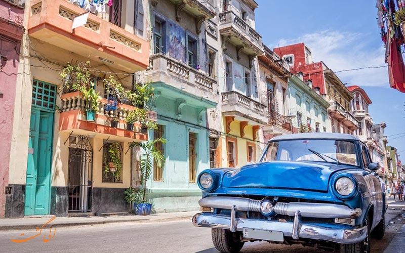 بهترین جاذبه های کوبا