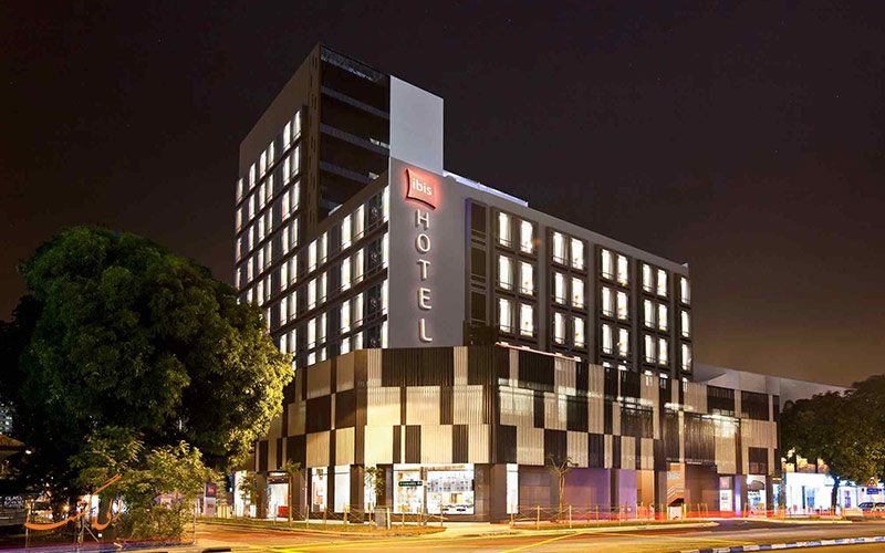 هتل ایبیس سنگاپور نونا
