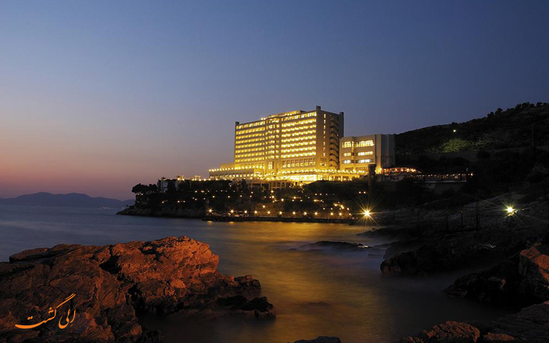 هتل کرومار دلوکس در کوش آداسی