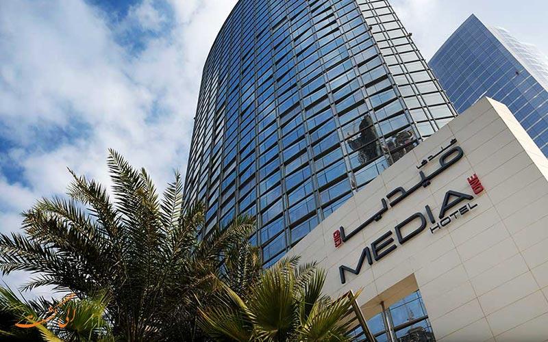 معرفی هتل مدیا وان دبی