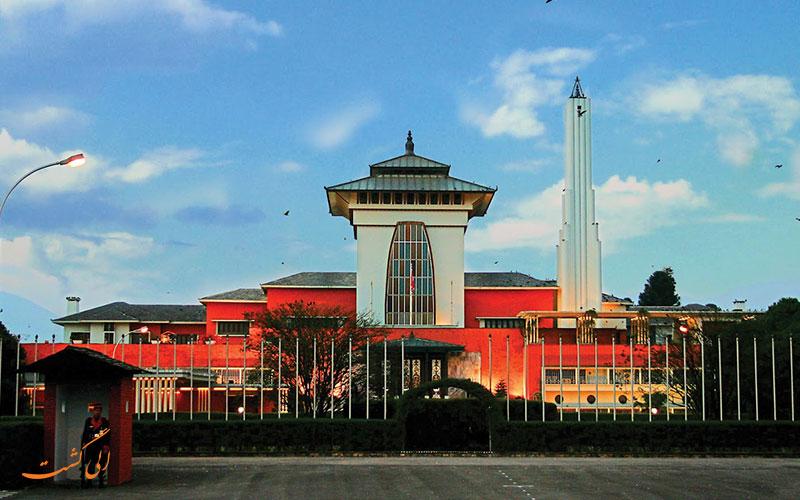 کاخ نارایان هیتی نپال