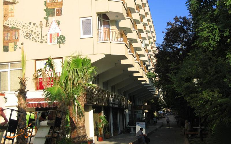 هتل سورتل در کوش آداسی