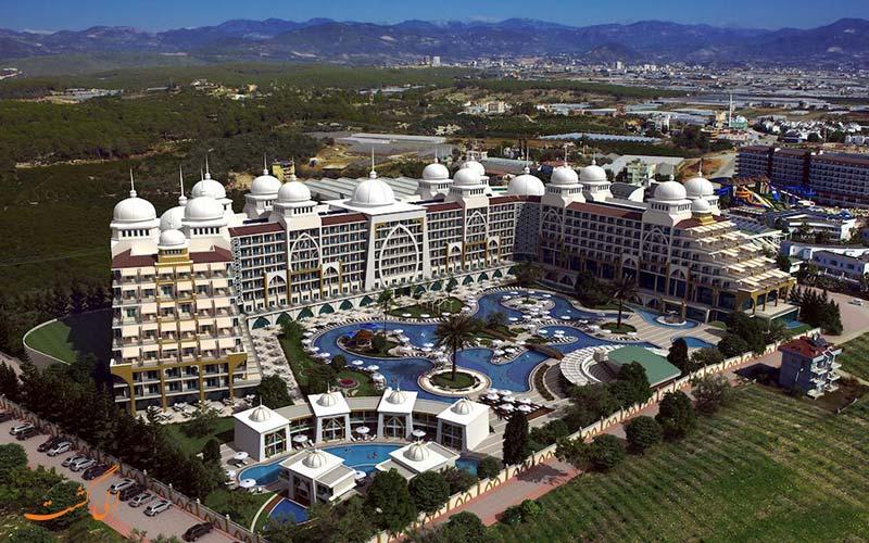 هتل زافیرا دلوکس آلانیا