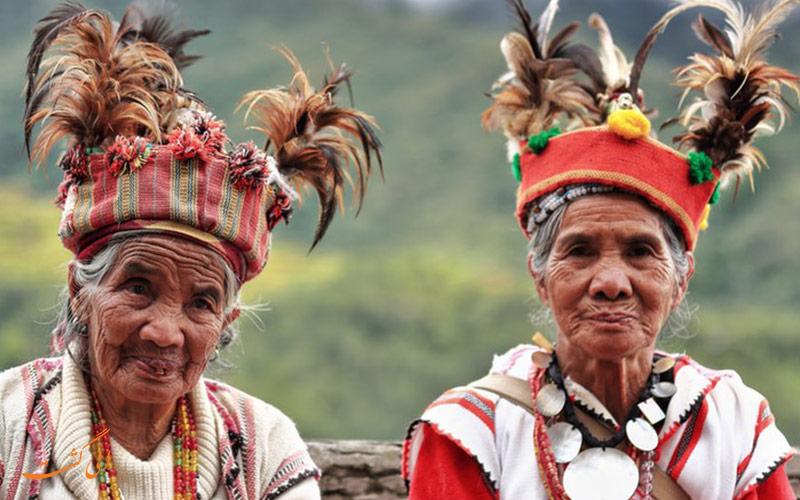 قبایل فیلیپین