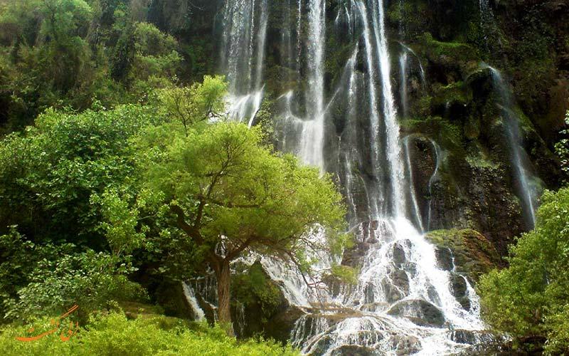 آبشار شوی دزفول خوزستان