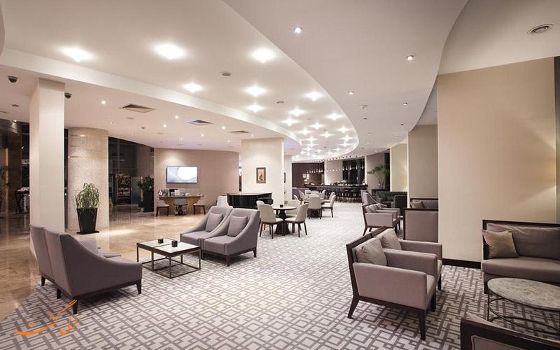 هتل کاریزما دلوکس کوش آداسی | نشیمن مشترک