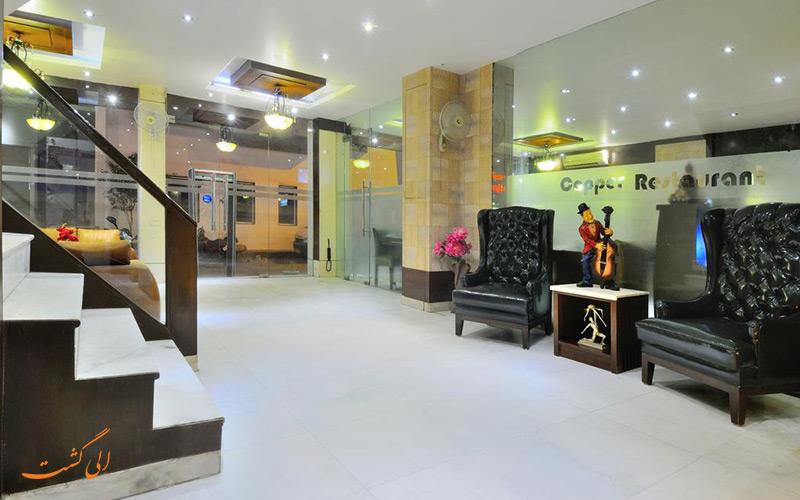 هتل د راج دهلی | لابی