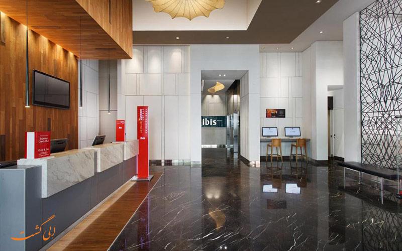 هتل ایبیس سنگاپور نونا | لابی