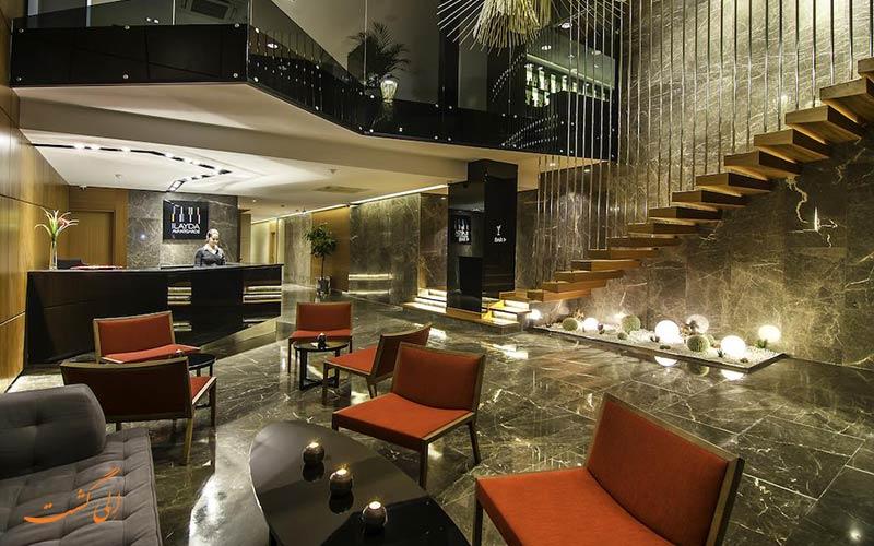 هتل ایلایدا آوانتگارد کوش آداسی | لابی