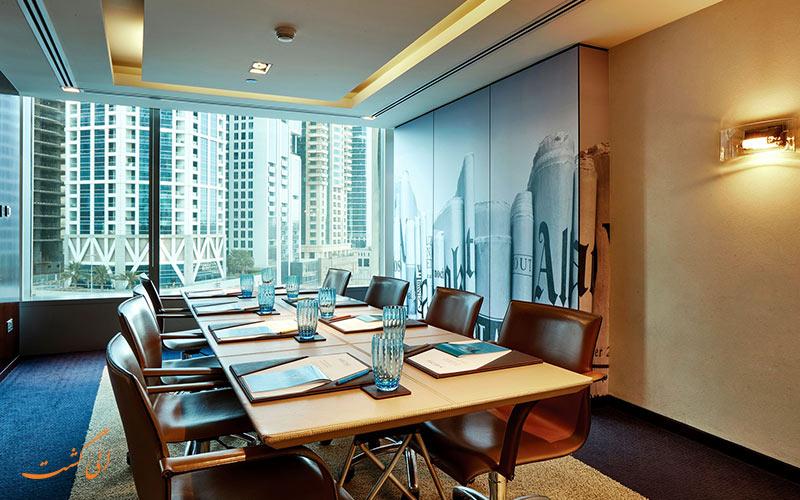 هتل مدیا وان دبی | اتاق کنفرانس