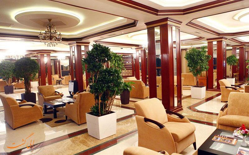 هتل مدرن باکو | لابی