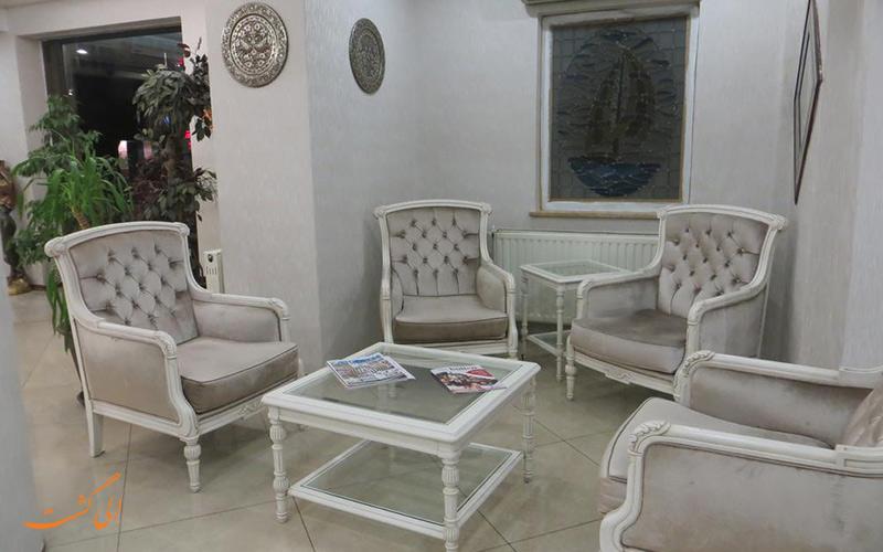 هتل اوزیلهان آنکارا | لابی