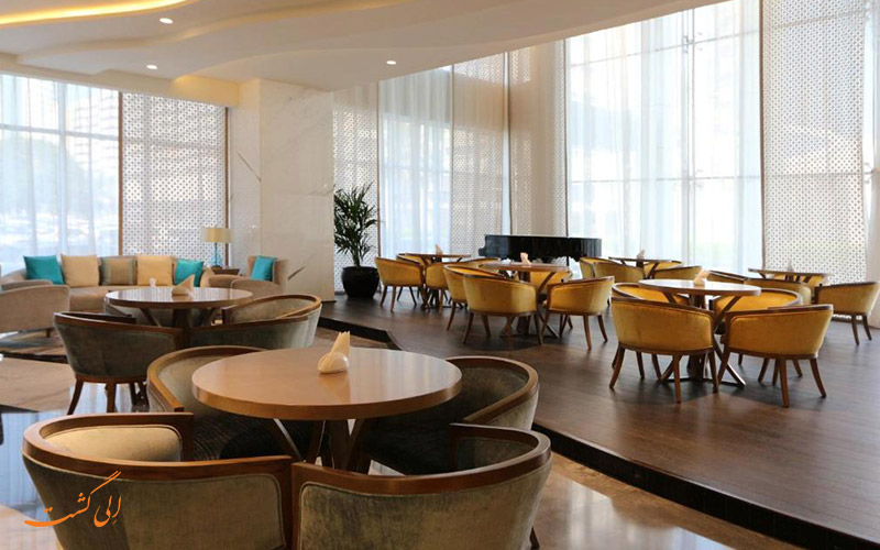 هتل سامایا دیره دبی | لابی