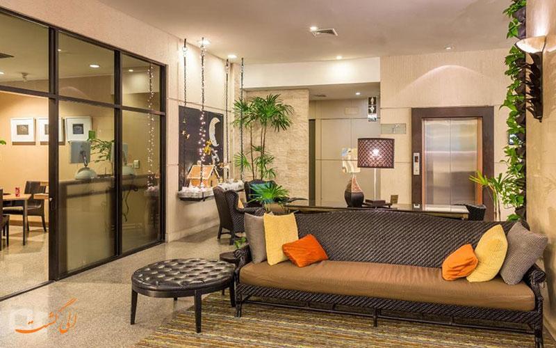 هتل سان بیم پاتایا | لابی