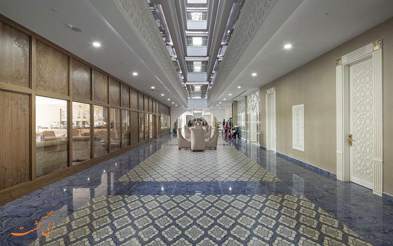 هتل زافیرا دلوکس آلانیا | محوطه داخلی