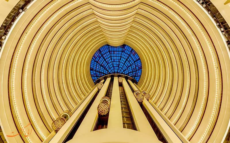 هتل هالیدی این اتریوم سنگاپور | فضای داخلی