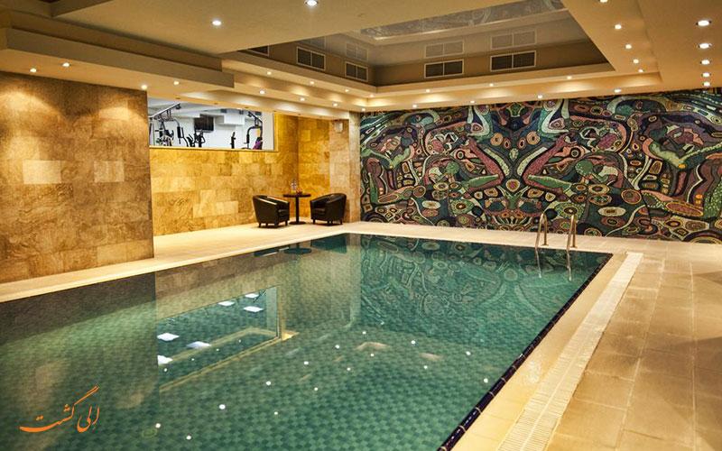 هتل نشنال ایروان | استخر
